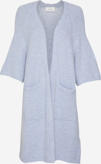 AMERICAN VINTAGE Knit cardigan 'EAST' in Light blue, Item view