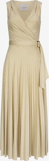 Nicowa Kleid in gold, Produktansicht