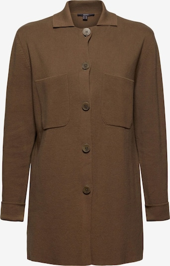 Esprit Collection Strickjacke in braun, Produktansicht