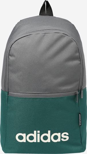 ADIDAS PERFORMANCE Sac à dos de sport en gris / vert / blanc, Vue avec produit