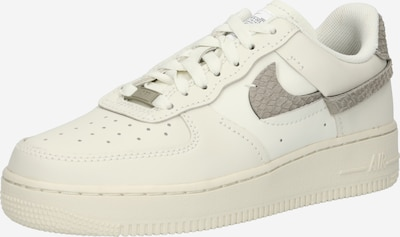 Nike Sportswear Sneakers laag 'Air Force 1 LXX' in de kleur Crème / Taupe, Productweergave