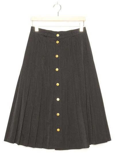Trevira Skirt in L/31 in Dark blue, Item view