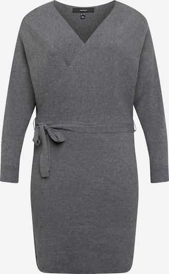 Vero Moda Curve Pletena haljina 'Rem' u siva melange, Pregled proizvoda