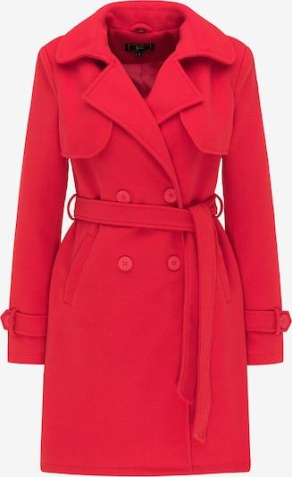 faina Mantel in rot, Produktansicht