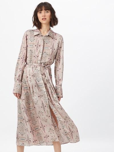 Rochie tip bluză 'Swantje' Herrlicher pe culori mixte / piersică, Vizualizare model