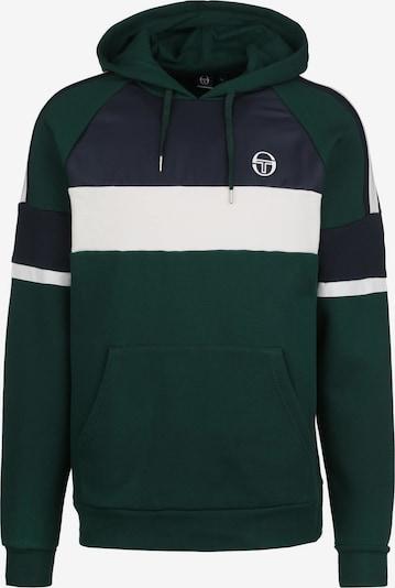 Sergio Tacchini Sweatshirt in blau / grün, Produktansicht