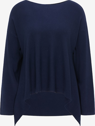 usha BLACK LABEL Pullover in navy, Produktansicht