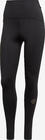 adidas by Stella McCartney Pantalon de sport en noir, Vue avec produit