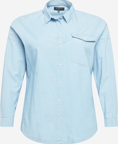 ONLY Carmakoma Bluzka w kolorze jasnoniebieskim, Podgląd produktu