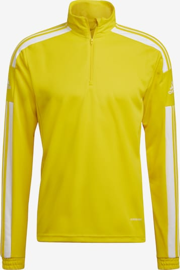 ADIDAS PERFORMANCE Sweatshirt in gelb, Produktansicht