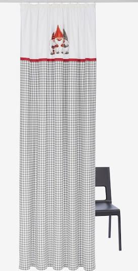 MY HOME my home Vorhang in grau, Produktansicht