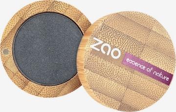 zao Lidschatten 'Bamboo Pearly Eyeshadow' in Grau
