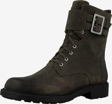 CLARKS Boots in Braun