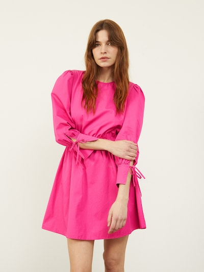 Aligne Kleid 'Carly' in pink, Modelansicht