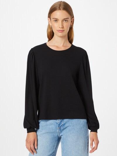 OBJECT Bluse 'Jamie' in schwarz, Modelansicht