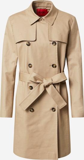 Cappotto di mezza stagione 'Makaras-2' HUGO di colore beige chiaro, Visualizzazione prodotti