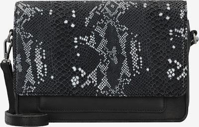 Amsterdam Cowboys Umhängetasche in grau / schwarz, Produktansicht