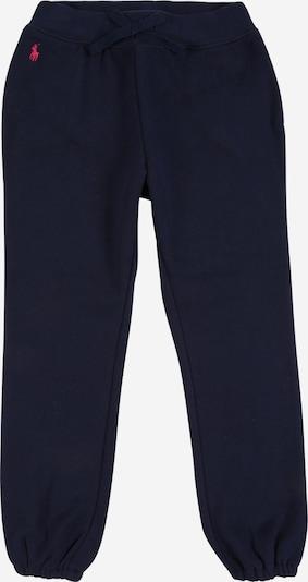 POLO RALPH LAUREN Hose in navy / pink, Produktansicht