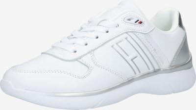 Sneaker low 'Lightweight' TOMMY HILFIGER pe albastru marin / roșu / negru / argintiu / alb, Vizualizare produs