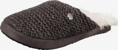 ESPRIT Pantoffel 'Birmingham' in graumeliert, Produktansicht