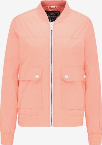 DreiMaster Maritim Between-Season Jacket in Orange