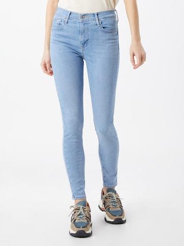 LEVI'S Jeans '720™ HIRISE SUPER SKINNY' in Blue