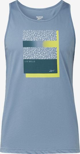 Reebok Sport Funktionsshirt in blau, Produktansicht