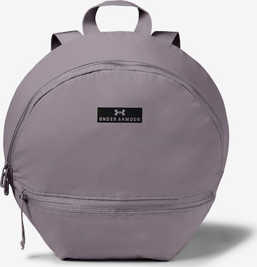 UNDER ARMOUR Rucksack in Lila