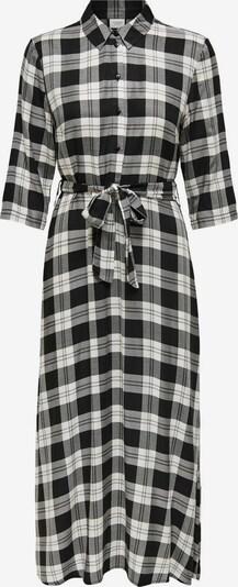 JACQUELINE de YONG Kleid in schwarz / weiß, Produktansicht