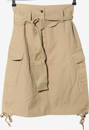 GreenHouse Outfitters Midirock in XS in nude, Produktansicht