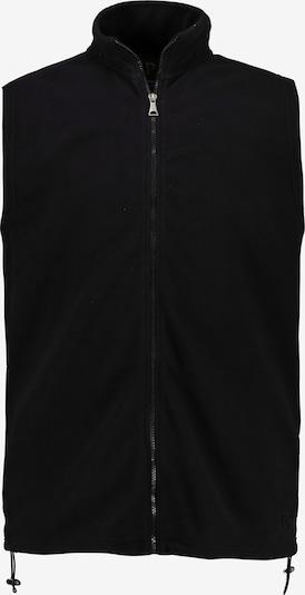 JP1880 Bodywarmer in de kleur Zwart, Productweergave