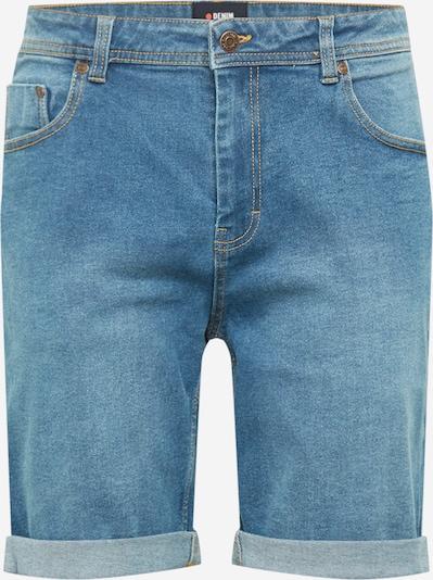 Denim Project Jeans 'Mr. Orange' in blue denim, Produktansicht