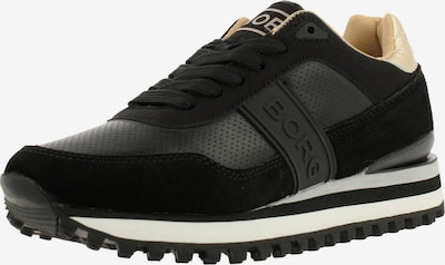 BJÖRN BORG Sneakers 'R2000' in Black, Item view