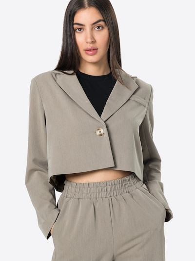 4th & Reckless Blazer 'RAINE' in khaki, Modelansicht