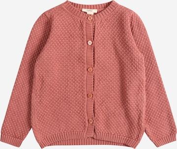 ESPRIT Knit cardigan in Pink