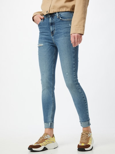 River Island Jeans 'MARS' in de kleur Blauw denim, Modelweergave