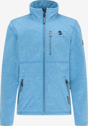 Schmuddelwedda Functionele jas in de kleur Donkerblauw / Blauw gemêleerd, Productweergave