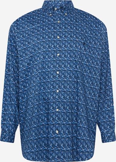 POLO RALPH LAUREN Košile - námořnická modř / světlemodrá / bílá, Produkt