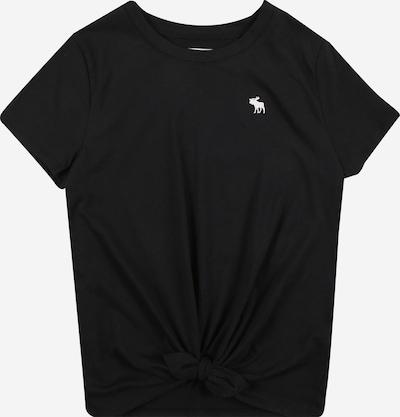 Abercrombie & Fitch T-Shirt in schwarz, Produktansicht