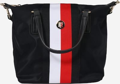 TOMMY HILFIGER Ručna torbica 'Poppy' u tamno plava / crvena / bijela, Pregled proizvoda