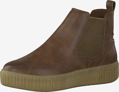 MARCO TOZZI Chelsea čizme u tamno smeđa, Pregled proizvoda