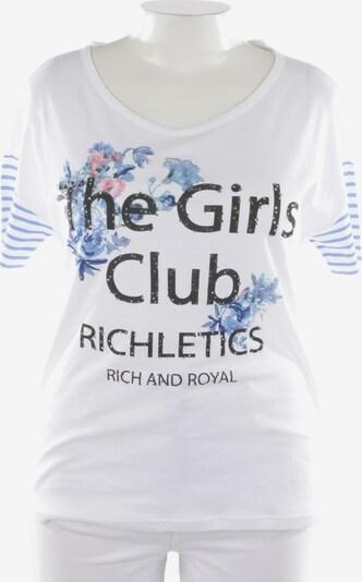 Rich & Royal Shirt in L in mischfarben / weiß, Produktansicht