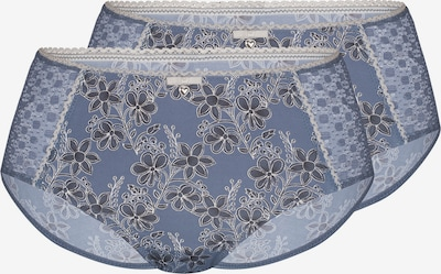 sassa Panty `EXCLUSIVE AUTUMN` in grau, Produktansicht