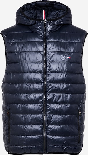 Tommy Hilfiger Tailored Vest i navy, Produktvisning