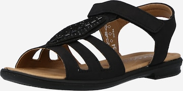 RICOSTA Sandal in Black