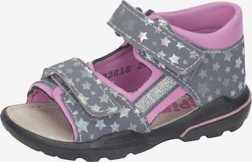 Pepino Sandale in Grau