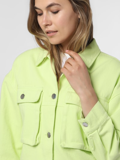 Aygill's Jacke in neongelb, Produktansicht