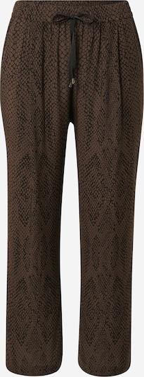 OPUS Hose in braun / schwarz, Produktansicht