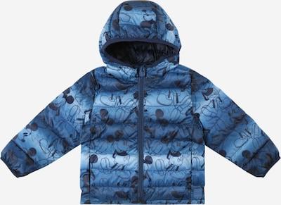 GAP Veste mi-saison en bleu fumé / bleu clair / bleu foncé, Vue avec produit