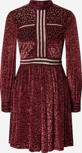 By Malina Dress 'Paolina' in bordeaux, Item view